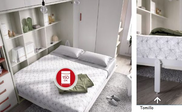 cama rimobel h414