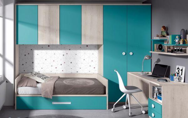 habitacion juvenil frm119