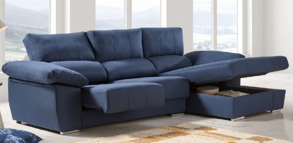 SOFA CHAISELONGUE FEBBER 2