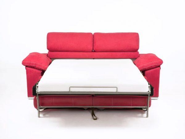 ibercam venus convertido en cama