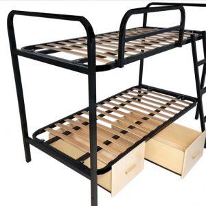 camas altas matrimonio