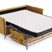 sofa cama navia beige abierto