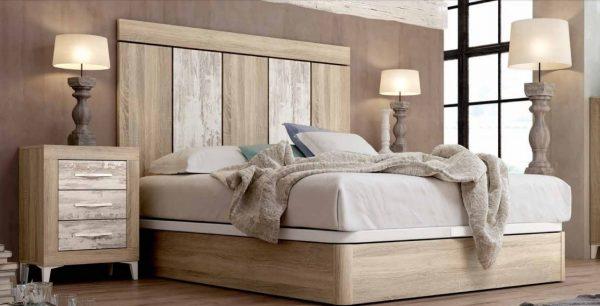 dormitorio matrimonio jordan 220