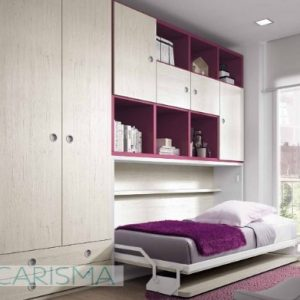 CAMA ABATIBLE HORIZONTAL ROS 107
