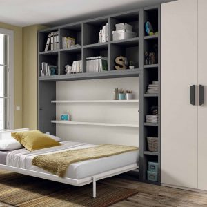 CAMA ABATIBLE HORIZONTAL 135 ROS 116