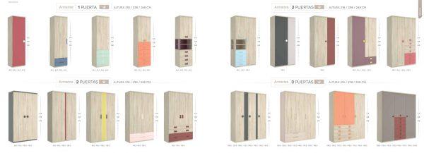 seleccion de armarios p RMB