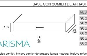 CAMA BASE ONI13