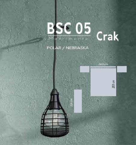 DORMITORIO MATRIMONIO BSC 05 CRACK