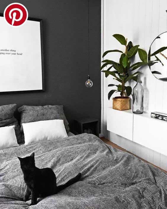 Black & White aplicado a paredes