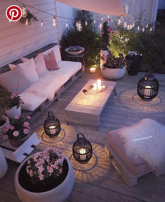 Tu terraza con estilo Carisma