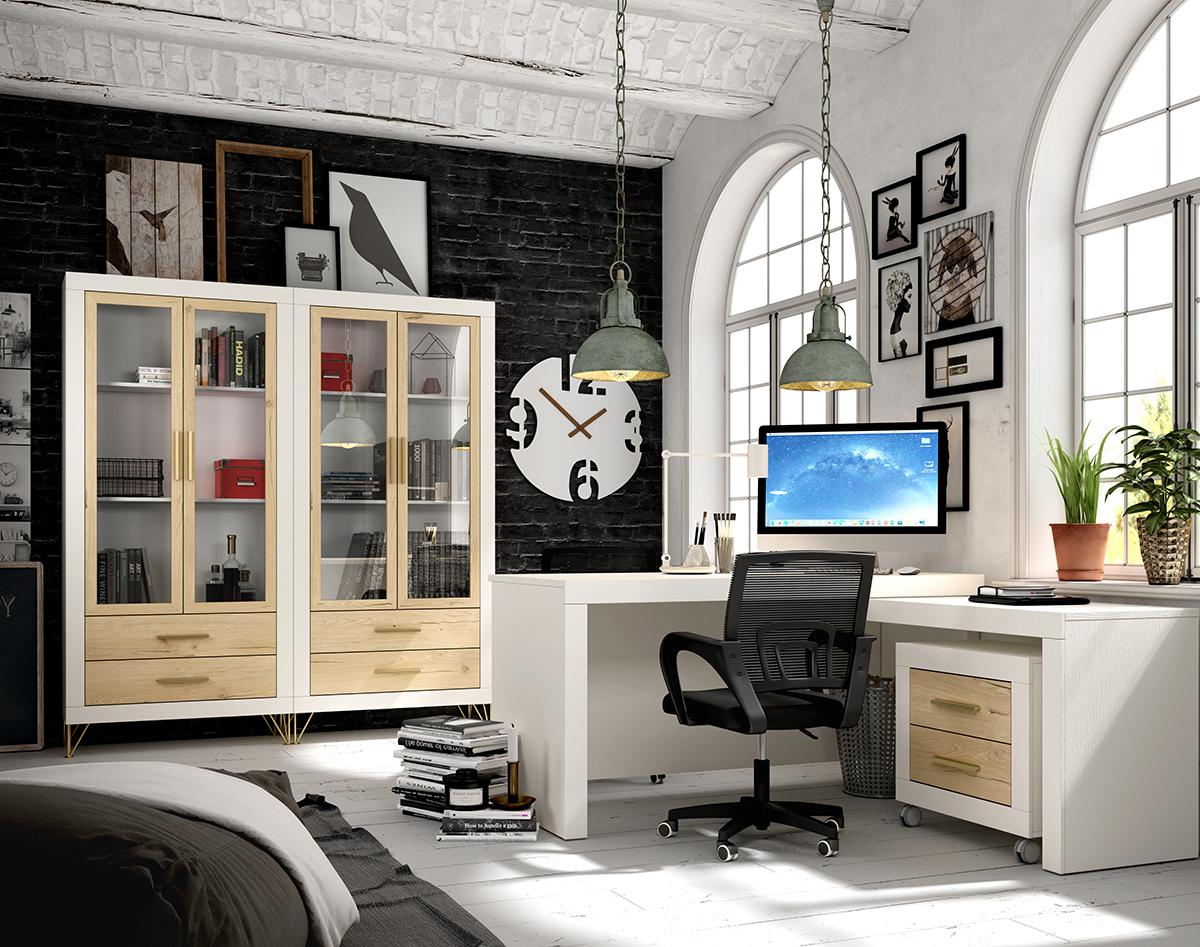 Muebles funcional y flexibles