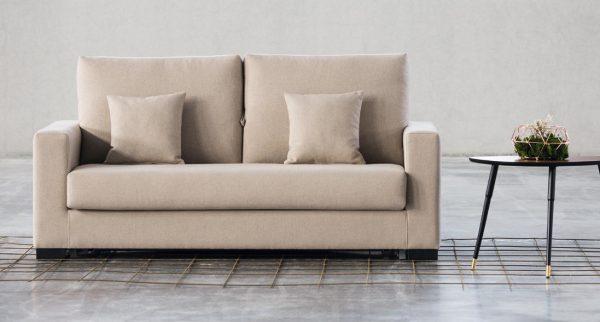 sofa cama clara